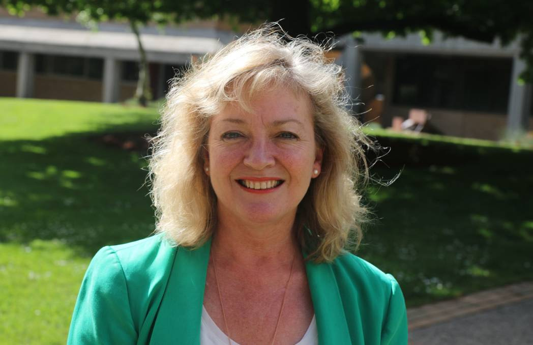 Claire McLachlan